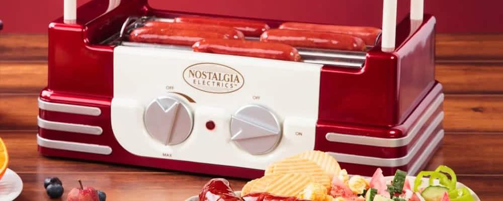 machines à hot dog