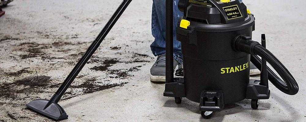 meilleurs aspirateurs eau et poussière